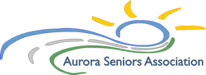 Aurora Seniors Association logo